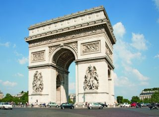 Arc de Triomphe, Paris, France Europe ©Paris Tourist Office - Photographer Amélie Dupont