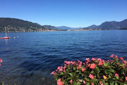 Lake Maggiore Baveno Italy