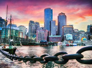 Boston, Massachusetts, USA, Group Travel, Incentive travel, tour
