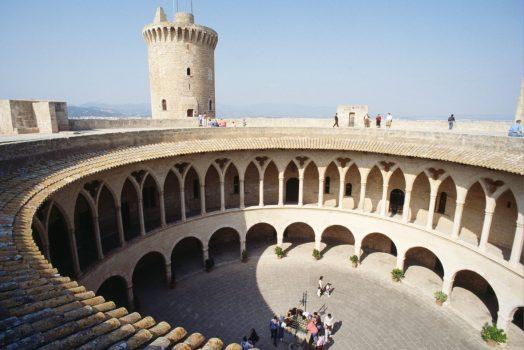 Castell de Bellver ©Pedro Coll
