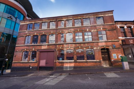 Coffin Works, Birmingham - Newman Brothers Museum (NCN)