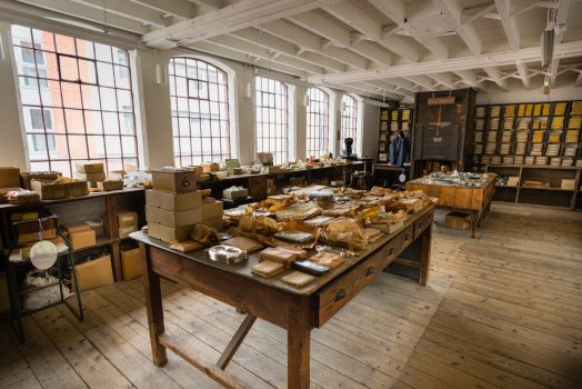 Coffin Works, Birmingham - Newman Brothers Museum-Warehouse (NCN)