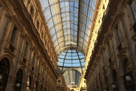 Galleria Vittoria Emmanuele II, Milan