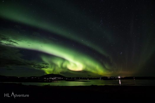 Iceland, Northern Lights, Aurora Borealis © jon@hl.is, HL Adventure