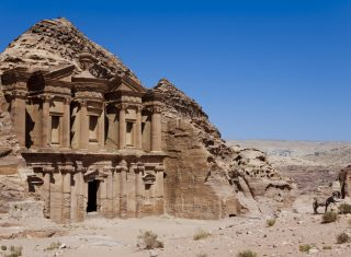 Jordan, Middle East, Petra, UNESCO, MICE incentive travel © Jordan Tourism Board