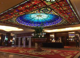 Lobby, Grand Hotel Dino, Lake Maggiore