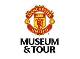 Manchester United Museum & Tour Logo ©Manchester United Museum & Tour