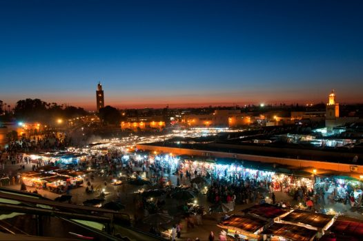 Morocco, Marrakech, Marrakesh, Jemaa al Fnaa, markets, incentive MICE groups ©www.visitmorocco.com-Moroccan National Tourist Office.