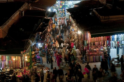 Morocco, Marrakech, Marrakesh, souk, souks, shopping, incentive MICE groups ©www.visitmorocco.com-Moroccan National Tourist Office.