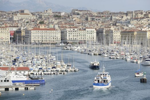 MICE incentive The Old Port in Marseille © Atout France Cédric Helsly