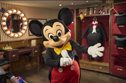 Corporate groups - Mickey Mouse