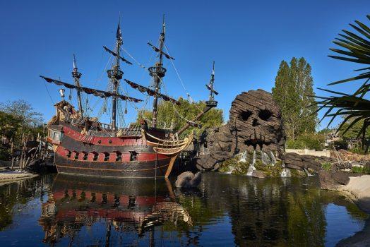Treasure Hunt Disneyland® Park