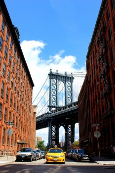 Brooklyn Bridge New York incentive tour, group travel to NYC New York MICE