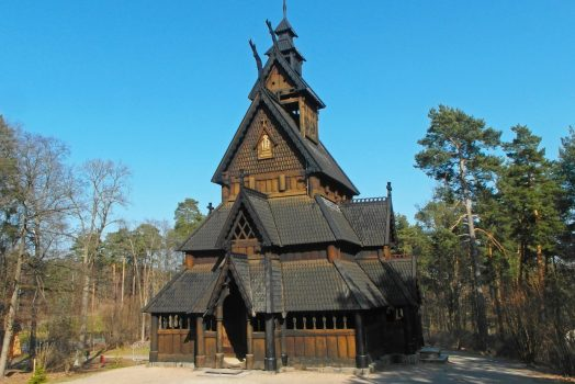 Norway, Oslo, Gol stave church, incentive travel, MICE © VISITOSLOTord Baklund