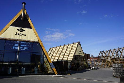 Norway, Oslo, SALT in Bjørvika - the Sauna, incentive travel, MICE ©VISITOSLOTord Baklund