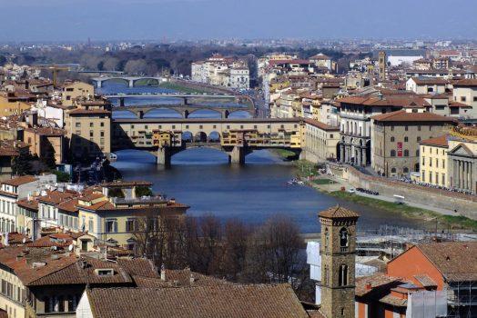 Italy, Tuscany, Florence, Gina-NCN