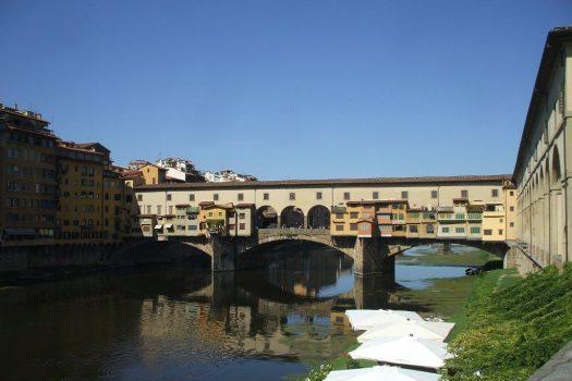 Italy, Tuscany, Florence, Ponte Vecchio, Gina-NCN
