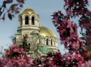 Bulgaria, Sofia, Incentive, St Alexander Nevsky Cathedral NCN