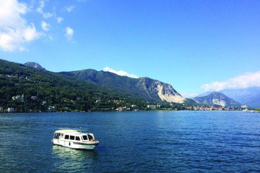 Lake Maggiore, Stresa, Baveno, Italy