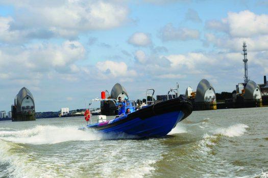 River Thames ThamesJet2