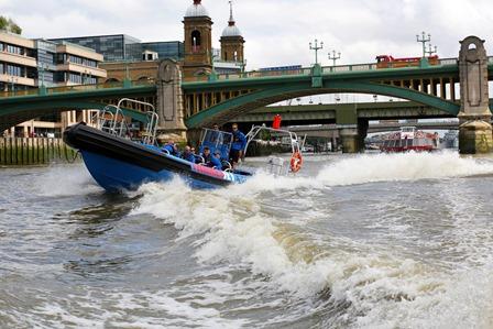 London River Thames ThamesJet5