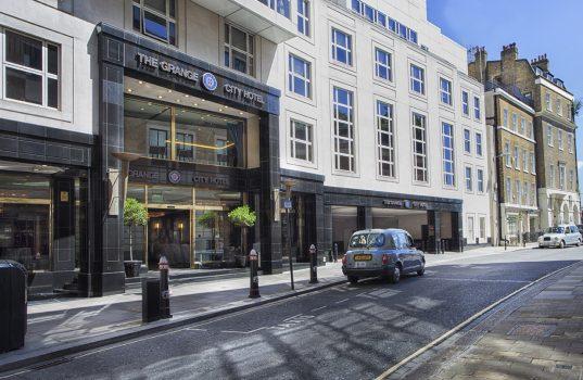 The Grange City Hotel