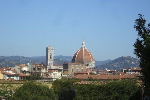 Italy, Tuscany, Florence, Skyline, Gina-NCN